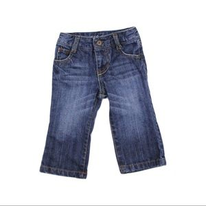Guess Girls BootCut Jeans, Size 12 Months